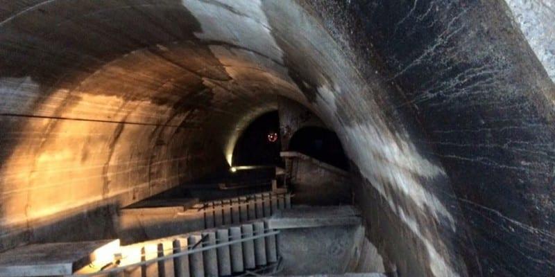 Chute-accès-Riverside